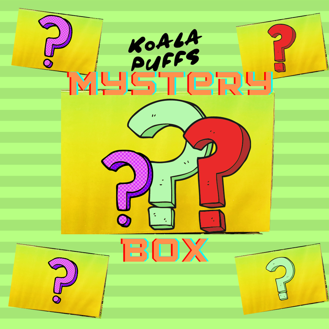 Monthly Mystery Box!