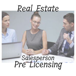 Real Estate 60 Hour Pre Licensing Course-PARKVILLE  March 9, 2020-EVENING - Elite1253
