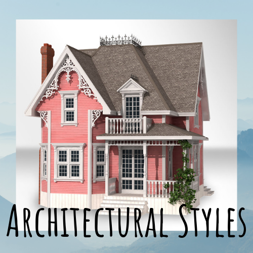 Architectural Styles (f) -LIVESTREAM 5-22-2020 - Elite Learning Academy