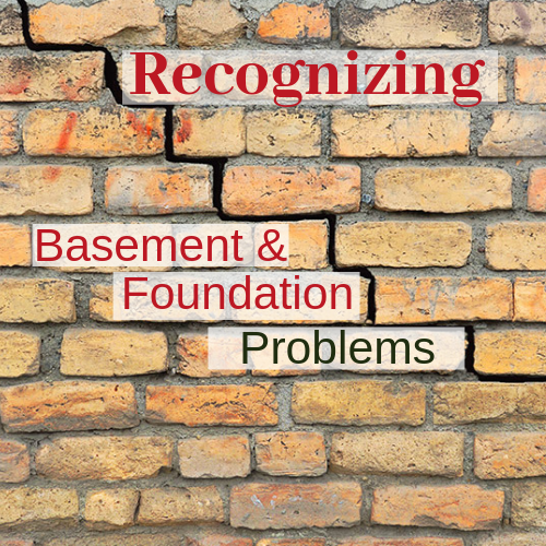 Recognizing Basement/ Foundation Problems (f) - Mt. Airy 5-13-2020 - Elite Learning Academy