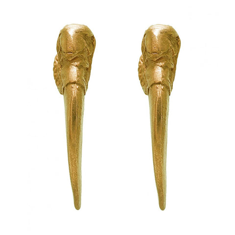 The Magpie Talon Stud Earrings