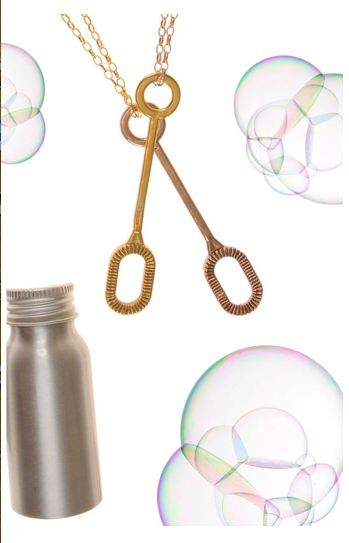 The Bubbles Necklace