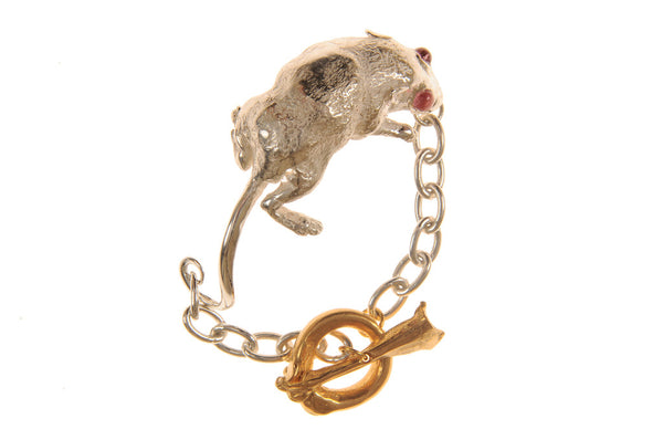 The Mouse About Bracelet