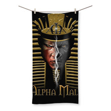 Alpha DUBBS Gear  Beach Towel - Dubbs Alpha League