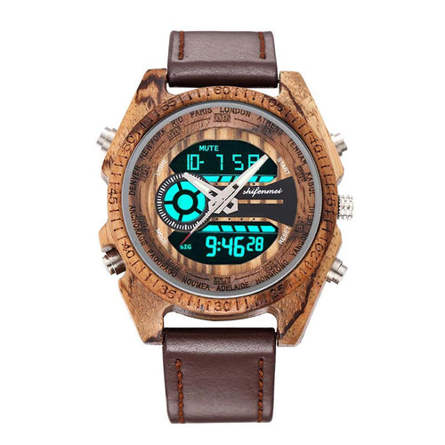Vintage Digital Men Watch High Quality - Dubbs Alpha League