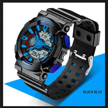 G watches waterproof - Dubbs Alpha League