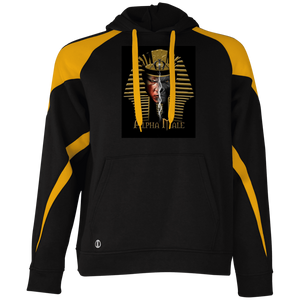 229546 Holloway Colorblock Hoodie - Dubbs Alpha League