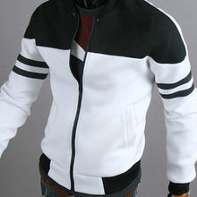 Rib sleeve Standard Regular Zipper Jackets - Dubbs Alpha League