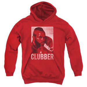 Rocky Iii - Clubber Lang Youth Pull Over Hoodie - Dubbs Alpha League