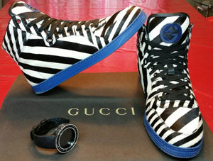 Men's Authentic GUCCI EGO Shoes - Dubbs Alpha League