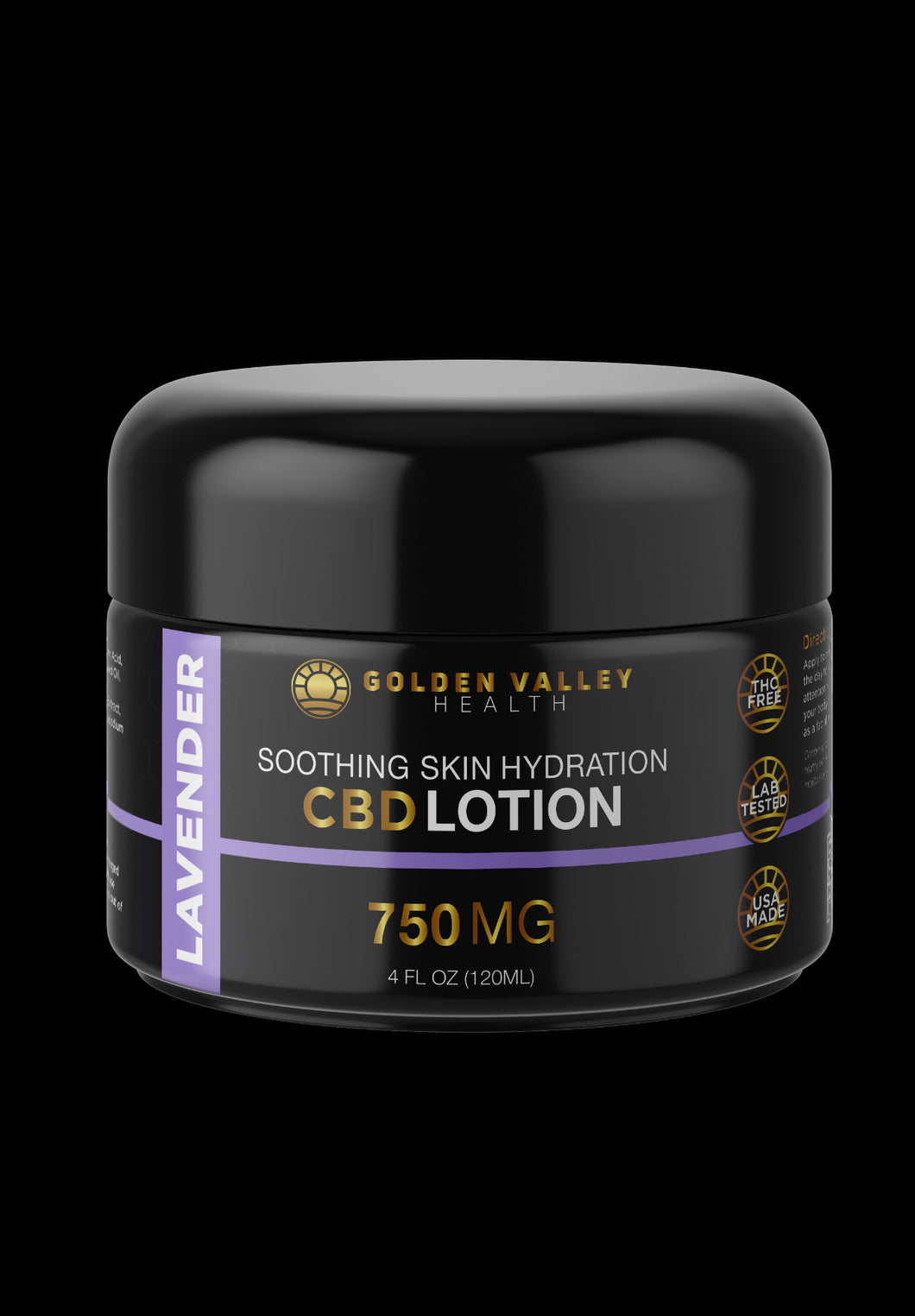 CBD Lotion - Dubbs Alpha League