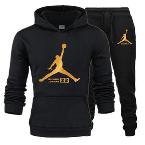 Jordan 23 Men Sweatshirt Suit - Dubbs Alpha League