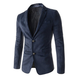 HEE GRAND 2017 Casual Blazers Men Fashion Thin Jacket Linen and Cotton Coats Pure Nature Male Blazers MWX416 - Dubbs Alpha League