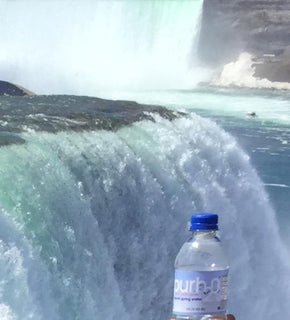 As refreshing as The Niagara Falls !!!