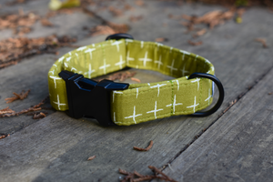 Olive Kiss Collar - Ready To Ship