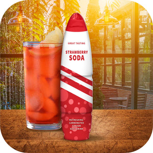 Generic Strawberry Soda. Buy 12 and SAVE!