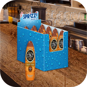 1767 Root Beer Lite Craft Soda