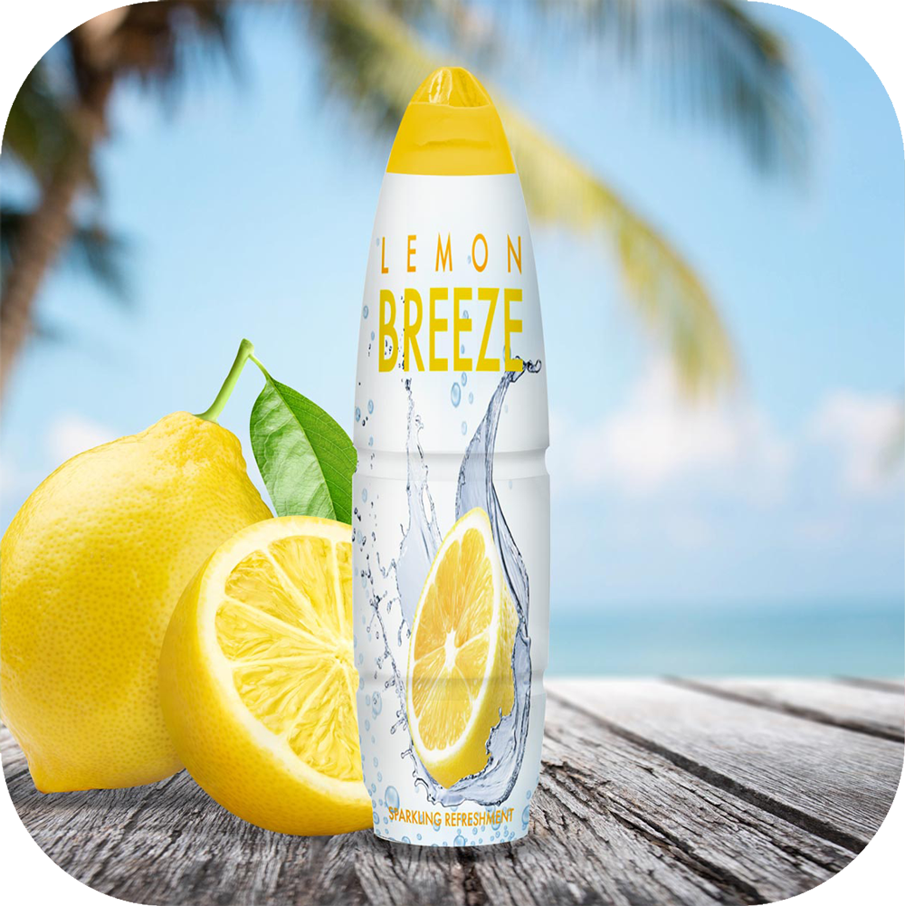 Breeze Lemon Flavored Water
