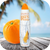 Breeze Orange Flavored Water