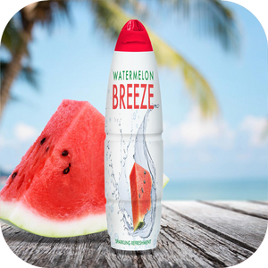 Breeze Watermelon Flavored Water