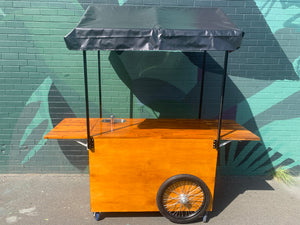 100% Australian Made Premium Coffee Food Cart