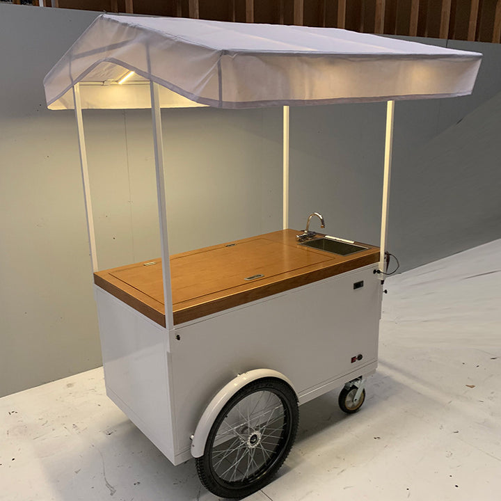 Premium Ice Cream Cart