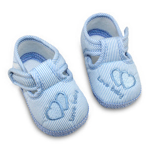 Baby Love - Lovely Baby Boys Girls Shoes Toddler First Walkers Cotton Soft Sole