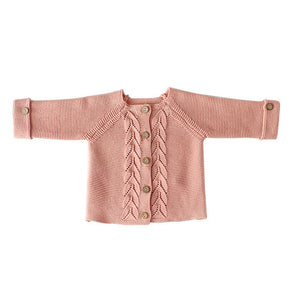 Knitted Magic - New Knitted Baby Romper for Baby Girls