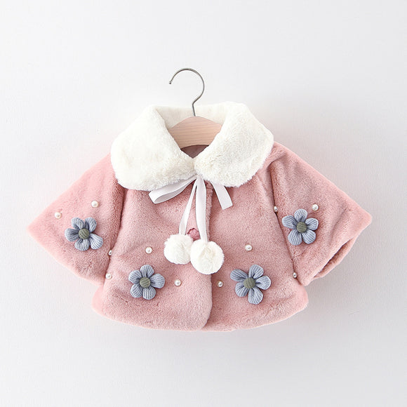 Princess Baby - Coat for Toddler Girls