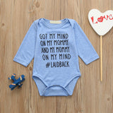 #Laidback - Baby Boys Girls Jumpsuit