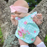 My Floral Baby - Baby Girl Floral Print