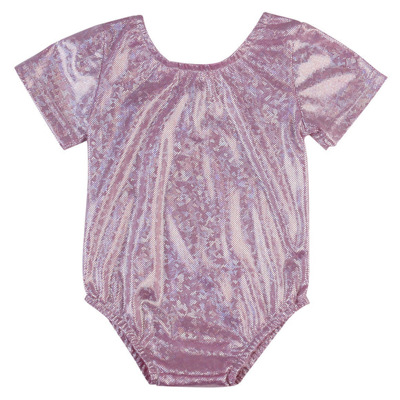 Dance time - New Girls Toddler Romper Pink Bling Swimwear