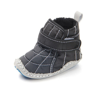 Styled - Fashion Toddler Baby Boots Non-slip Rubber for Girls Boys