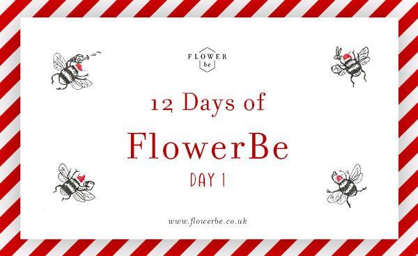 12 Days of FlowerBe | Win a DIY Scented Botanical Wreath Kit