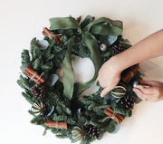 Luxury DIY Christmas Wreath - Build Your Own Christmas Wreath