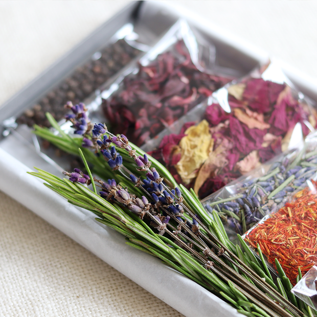 Botanicals for Drinks