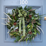 The Ultimate Luxury Custom-made Natural Wreath