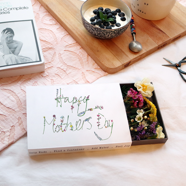 This Is Nessie 'Happy Mother's Day' Sleeved Botanical Box
