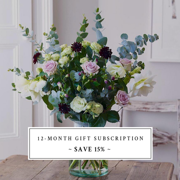 Deluxe Homecraft Bouquet (12-Month Gift Subscription)