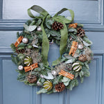 Luxury Christmas Wreath - Build Your Own or Buy Custom Made