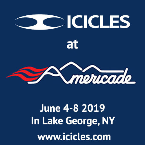 Icicles USA at Americade Motorcycle Rally 2019
