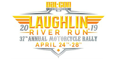 Icicles USA at Laughlin River Run 37th Annual Motorcycle Rally April 24 – 27, 2019