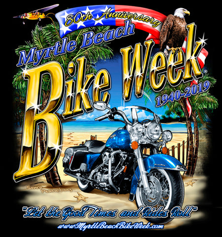 Icicles USA at Myrtle Beach Bike Week 2019