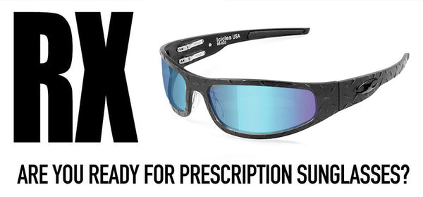 Icicles Prescription RX Sunglasses