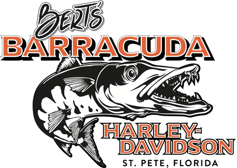 Bert's Barracuda Harley-Davidson in St. Pete, Florida