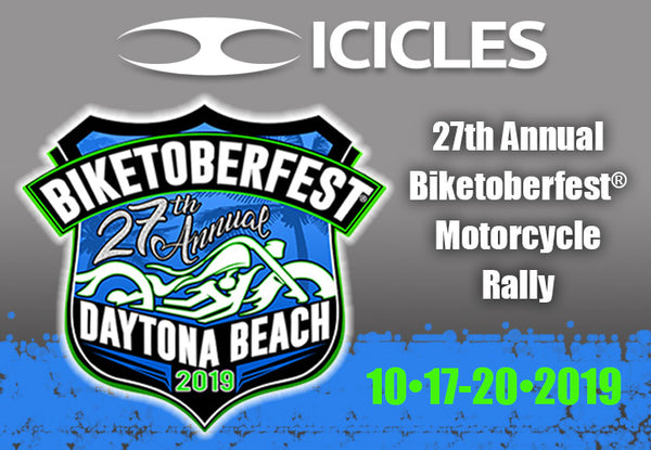 The 27th Annual Daytona Beach Biketoberfest 2019 Oct. 17-20