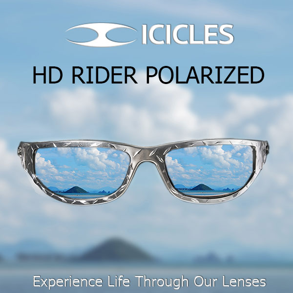 Icicles HD Polarized Lenses