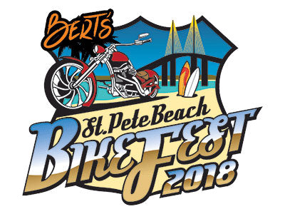 IIcicles at St. Pete Bikefest in St. Pete Beach, Florida Nov. 15-18