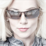 Icicles Cylinder Interchangeable Sunglasses