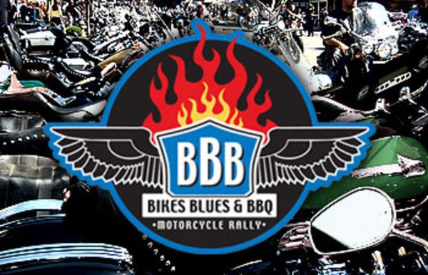 Icicles at Bikes, Blues and BBQ 2018 in Fayetteville, AK Sept 26-29